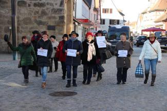 KDFB Herzogenaurach - Hatwalk - Wir ziehen den Hut 2019