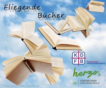 KDFB Herzogenaurach: Fliegende Bücher